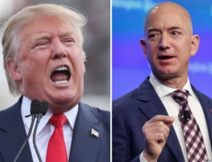 Donald Trump agiganta su pelea contra Amazon